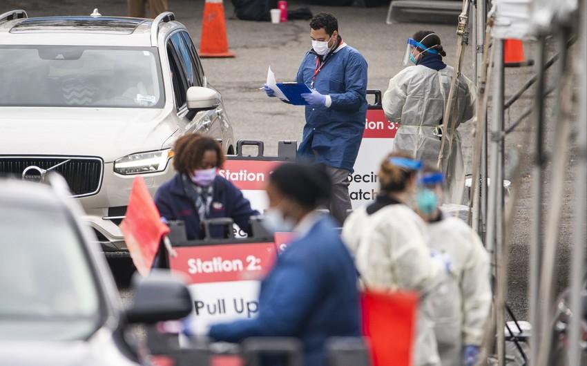 ABŞ-da əhalinin 40 faizi koronavirusa qarşı peyvənd olunub