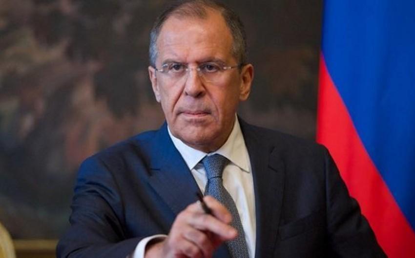 Lavrov: Minskdə Ukrayna üzrə sənəd bu gün imzalanacaq