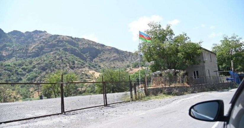 Azərbaycan ərazisinə keçmiş mülki erməniləri qarşı tərəfə qaytarıb