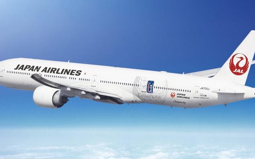 """""""Japan Airlines"""" Olimpiya Oyunları ilə əlaqədar pulsuz bilet paylayacaq"""