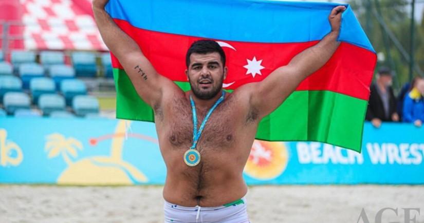 İranlı güləşçidə dopinq tapıldı, medal Azərbaycan təmsilçisinə verildi