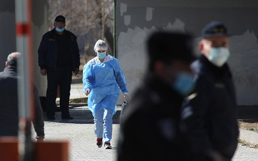 Gürcüstanda koronavirusa yoluxanların sayı 115-ə çatdı