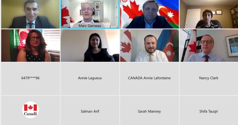 Глава МИД Канады проинформирован о нежелании Армении выдать карту минных полей