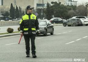 Azerbaijani police fine over 36,000 drivers for quarantine breach