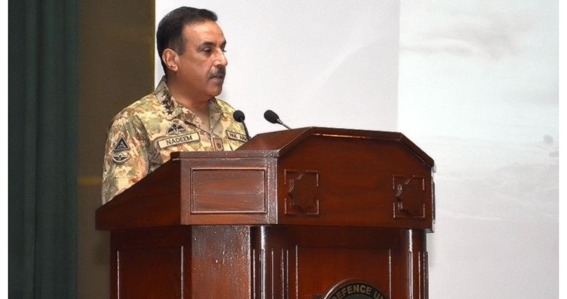 Pakistani military delegation arrives in Azerbaijan for official visit