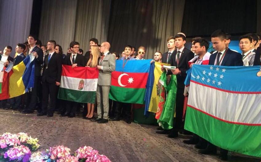 Azərbaycanlı şagirdlər Beynəlxalq Mendeleyev Kimya Olimpiadasında medal qazanıblar