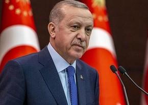 Erdogan holds talks with Crown Prince of Abu Dhabi