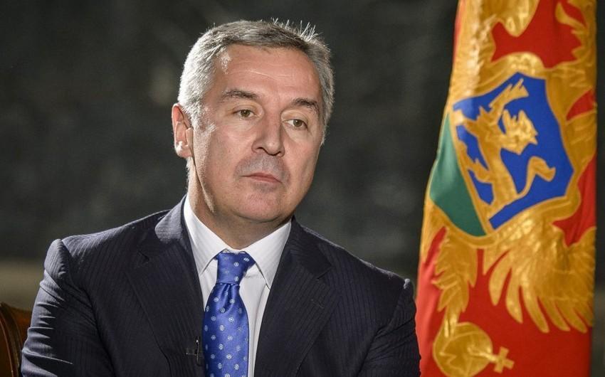 Monteneqro Prezidenti Azərbaycana səfərə gələcək