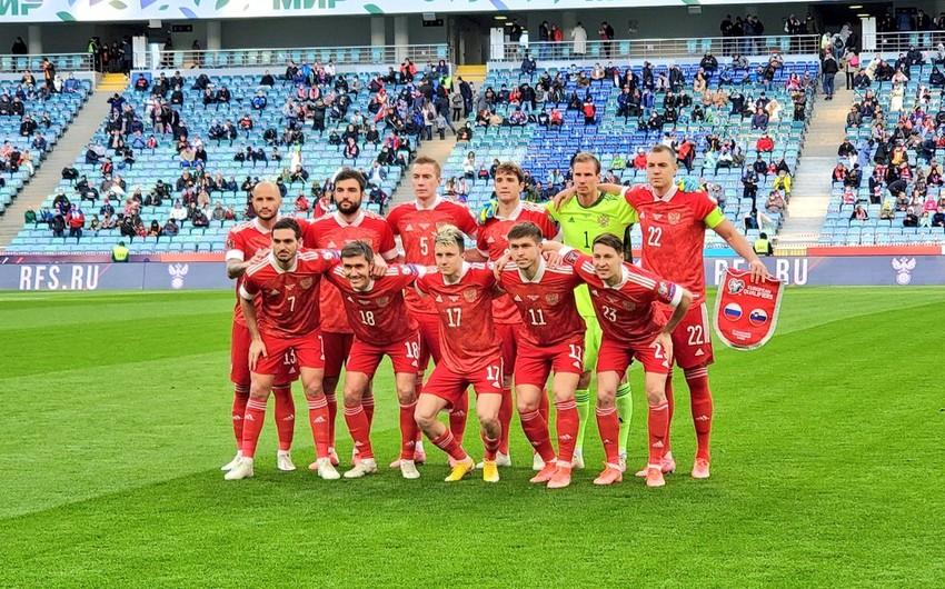 Rusiya yığmasının 10 futbolçusu dopinq-testə cəlb olundu