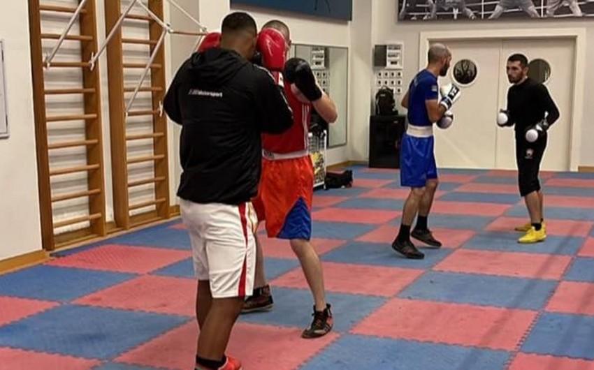 Azərbaycan boksçuları dünya çempionatının hazırlığına başlayıb