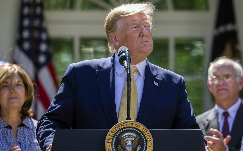 ABŞ prezidenti bildirib ki, ilkin şərtlər olmadan İranla danışıqlara hazır deyil