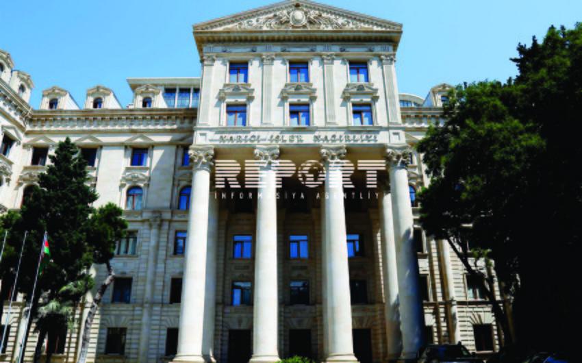 Azərbaycan və Argentina xarici işlər nazirləri arasında görüş baş tutub
