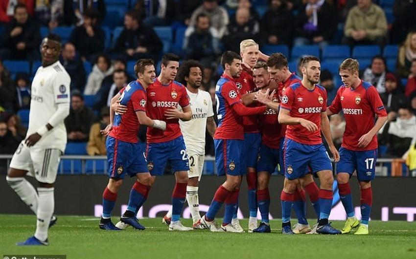 """""""Real Madrid"""" öz meydanında böyük hesabla uduzub"""