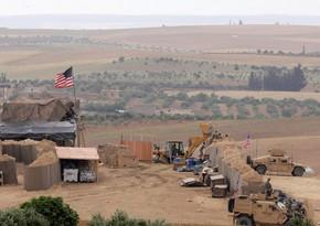 В Сирии обстреляли американскую военную базу