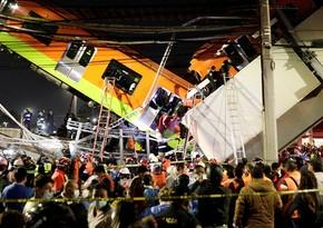 Meksika prezidenti körpünün uçduğu yerə getməyəcək