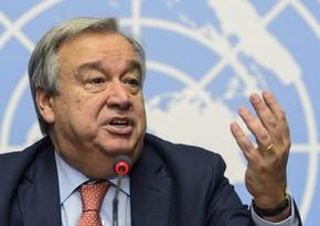 Генсек ООН: Ряд государств продолжает игнорировать рекомендации ВОЗ
