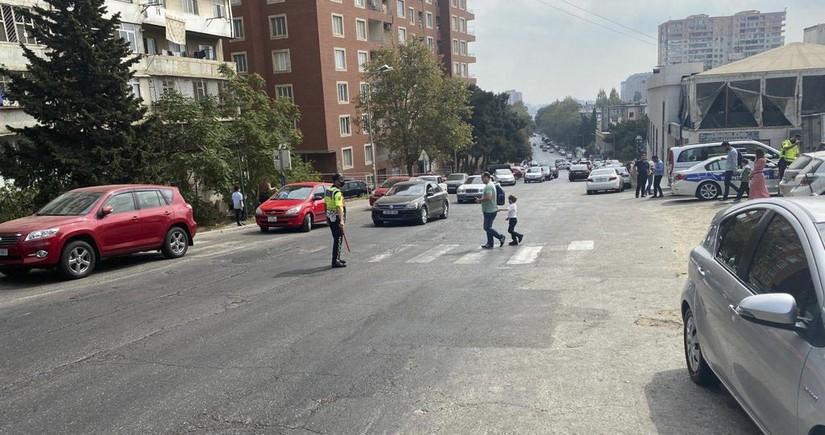 """DYP: Bakıda polis xidmətini gücləndirilmiş qaydada davam etdirir"""""""