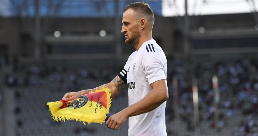 Qarabağın kapitanı Kipr klubu ilə ilk oyunu buraxacaq
