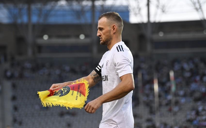 Капитан Карабаха пропустит первую игру с кипрским клубом