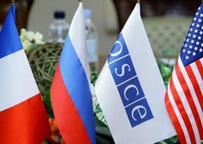 ATƏT-in Minsk qrupu növbəti bəyanat yaydı