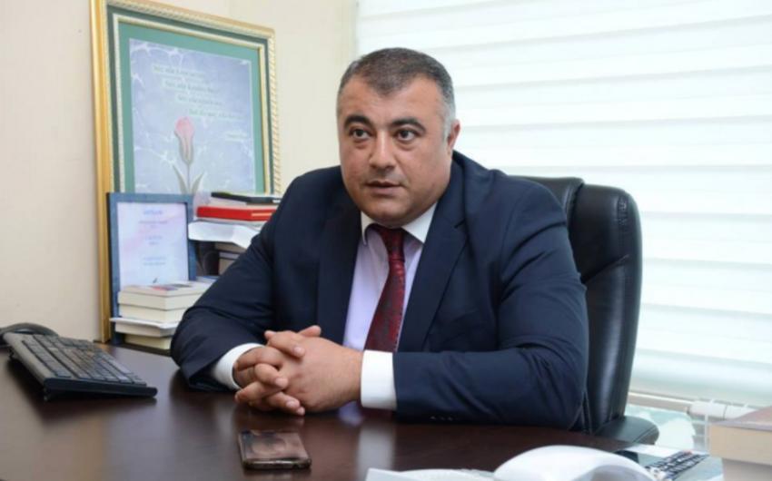 """Vüqar Hüseynov: """"Cəmi 1 milyon hektar ərazidə taxıl əkə bilirik"""""""