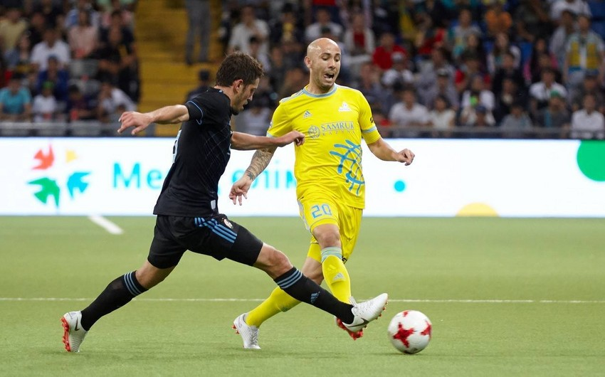 Astana klubunun futbolçusu Azərbaycan millisinə dəvət edilib