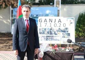 Посол: Азербайджанский народ сегодня пишет новые страницы истории
