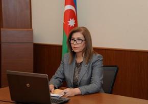 Bahar Muradovadan qadınlara qarşı zorakılığı dayandırmaqla bağlı çağırış