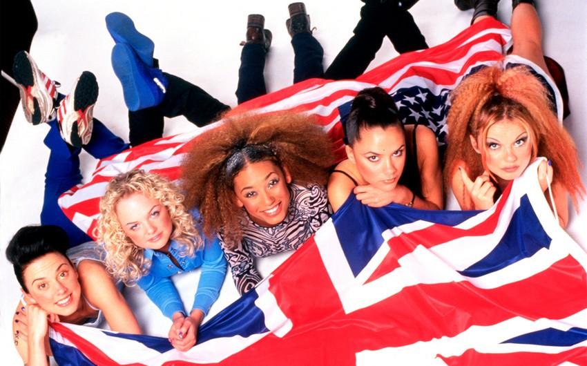 """""""Spice Girls"""" 2007-ci ildən sonra ilk dəfə yeni mahnısını buraxacaq"""