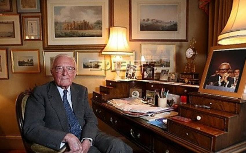 NATO-nun keçmiş baş katibi 99 yaşında vəfat edib