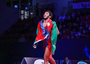 Turan Bayramov: Özümü Avropa çempionu kimi hiss edirəm