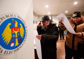 Moldova: Sandu announces presidential election victory