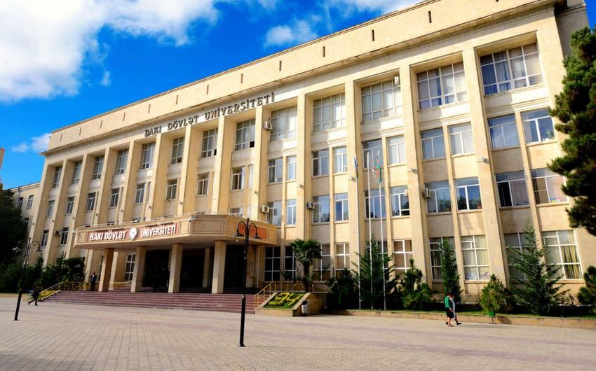 Уставный фонд БГУ установлен в размере 50 млн манатов