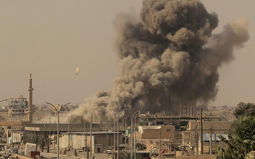 Suriya Hava Hücumundan Müdafiə sistemləri üç İsrail raketini ələ keçirib