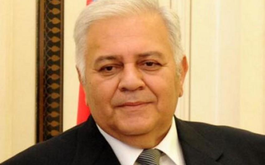 Azərbaycan Prezidenti Oqtay Əsədova Şərəf ordeni təqdim edib