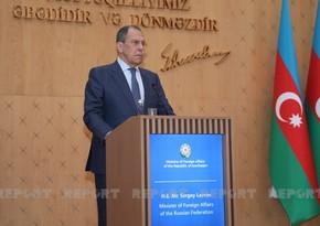 Лавров рассказал о подготовке к возможной встрече Путина и Байдена