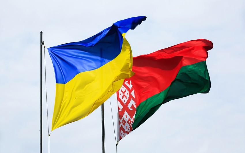 Ukrayna Belarusla bütün əlaqələri dayandırıb