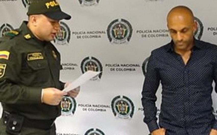 Kolumbiya millisinin sabiq futbolçusu məhkum edilib