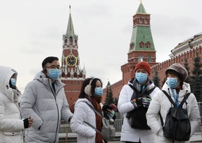 Russia's Covid-19 deaths exceed 14 thousand per day