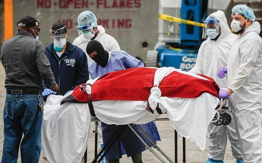 ABŞ-da koronavirusdan ölənlərin sayı 46 mini ötüb
