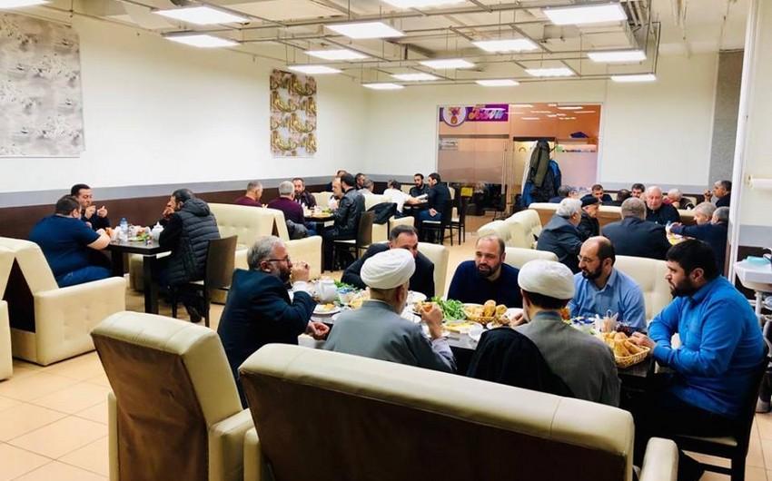 Gürcüstan azərbaycanlıları Moskvada ibadət mərkəzi açıblar