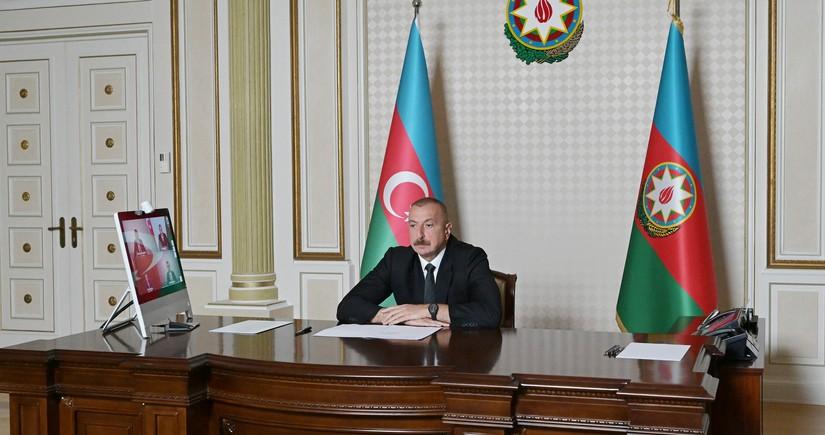 Ильхам Алиев провел видеосовещание в связи с проведенными мерами по борьбе с коронавирусом - ОБНОВЛЕНО