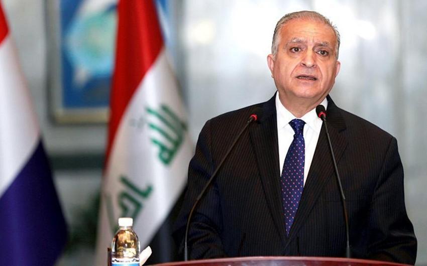 Глава МИД Ирака посетит Азербайджан