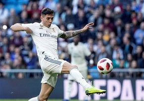 Real Madrid bids farewell to its defender