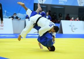 MDB Oyunları: Azərbaycanın cüdo komandası gümüş medal qazanıb