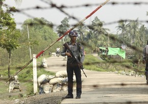 19 people sentenced to death by Myanmar military