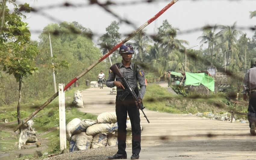 Myanmarda 19 nəfər edama məhkum edilib