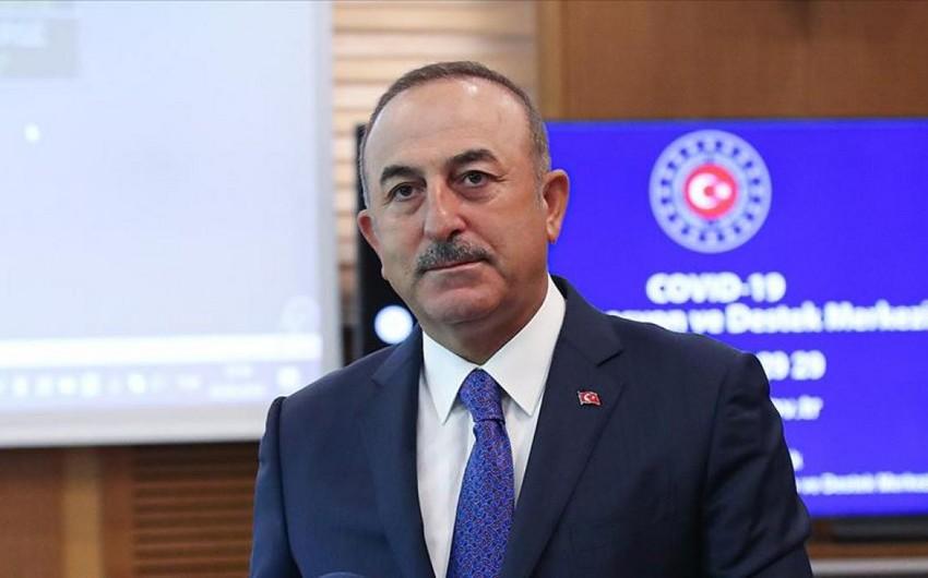 Çavuşoğlu: Ankara və Moskva Liviya üzrə razılıq əldə etməyə yaxındır