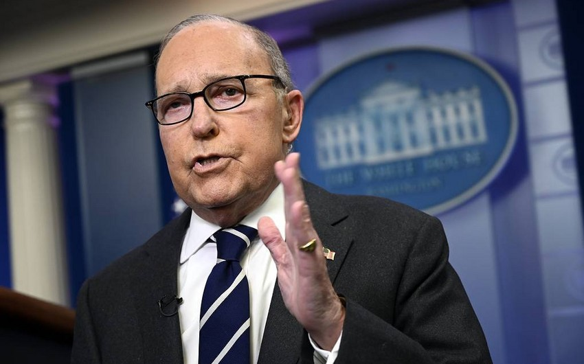 White House Economic Adviser says coronavirus outbreak could impact US GDP