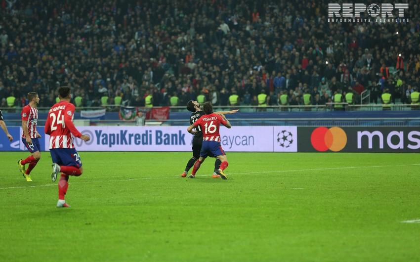 Qarabağ - Atletiko matçı qrupda ən çox tamaşaçı toplayan qarşılaşma olub